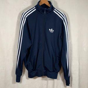 Adidas Men's Track Jacket. Size M
